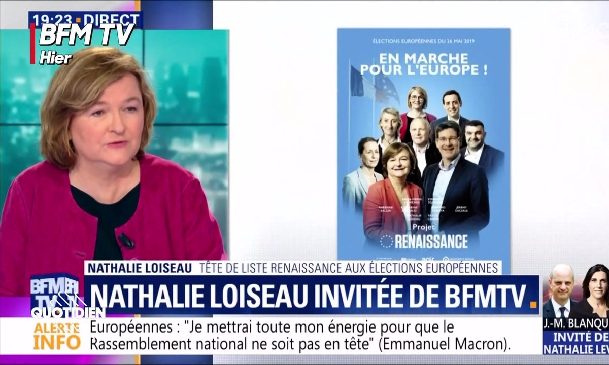 Élections européennes : LREM et Rassemblement national se croient au pays de Candy