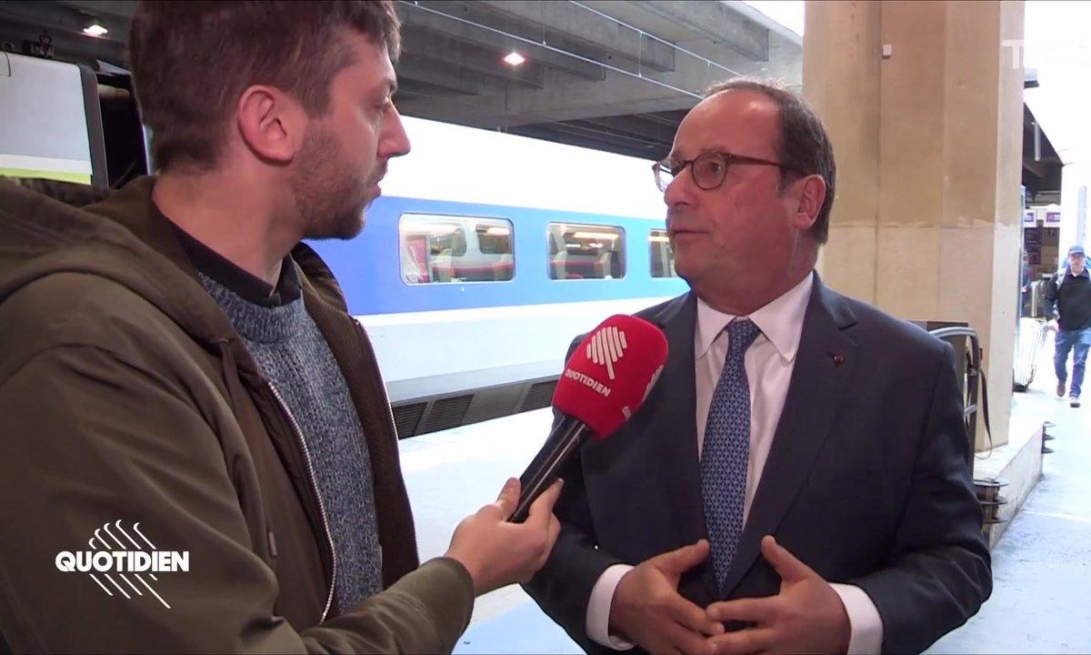 Élections européennes: mais pour qui va voter François Hollande ?