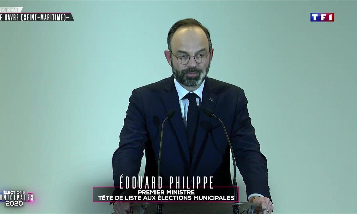 """Élections municipales 2020 : Édouard Philippe réunira en début de semaine """"le conseil scientifique"""" pour décider de la tenue ou non du second tour"""