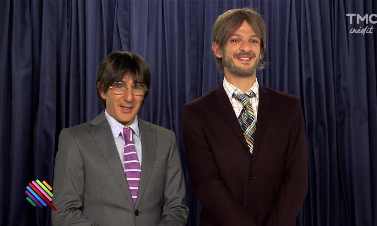 Elie Semoun et Vincent Dedienne : de mèche pour le remake des petites annonces !
