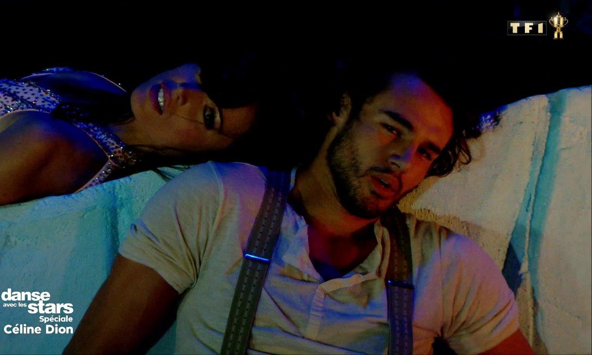DALS - Elsa Esnoult et Anthony Colette - Rumba - Céline Dion (My heart will go on)