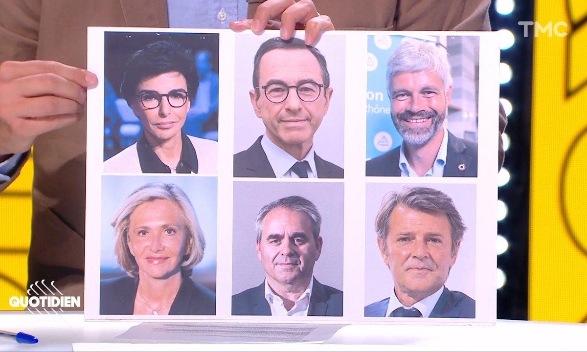 Élysée 2022 : qui sera le champion de la droite ?