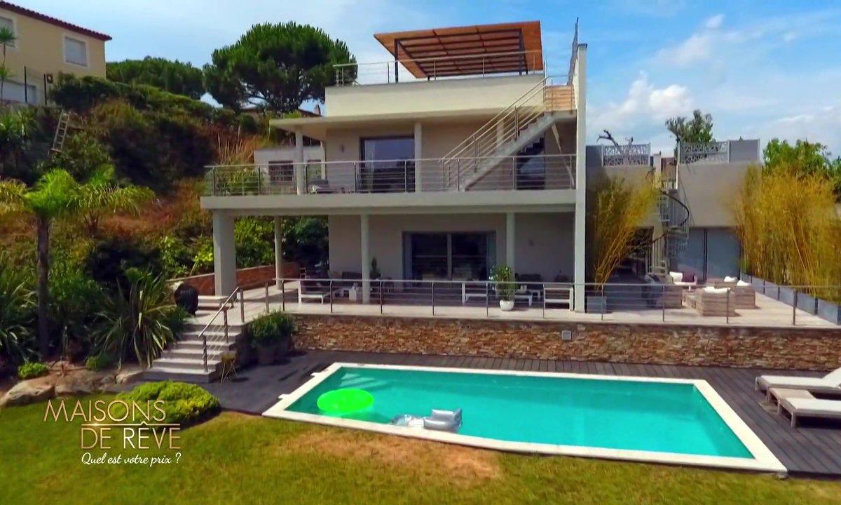 EXCLU - Visitez une villa contemporaine sur les hauteurs de Cannes