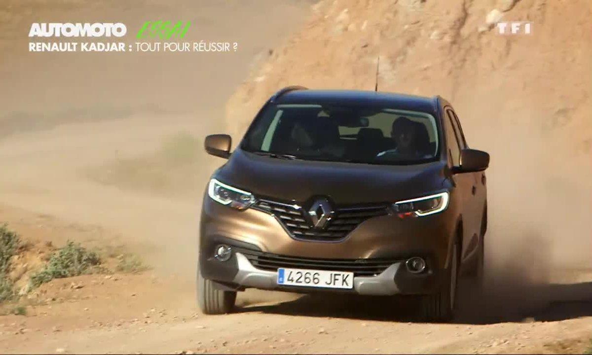 Essai Vidéo : Renault Kadjar, le nouveau SUV gagnant ?