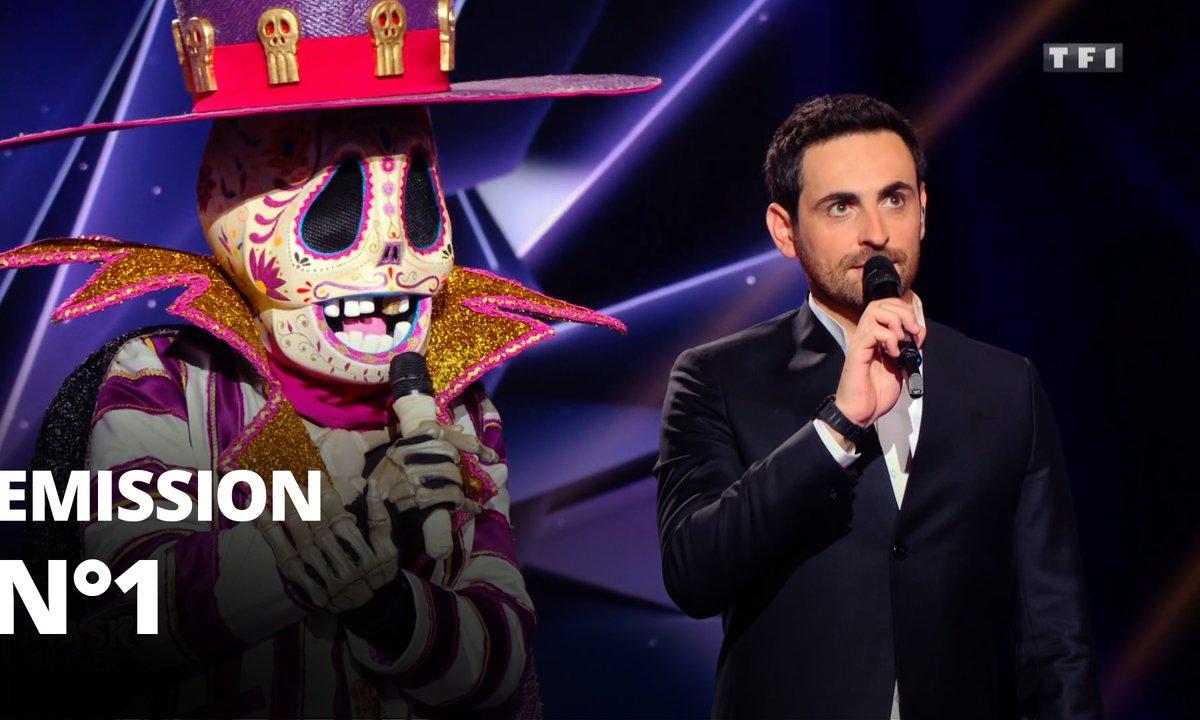 Mask singer du 17 octobre 2020 - Emission 1