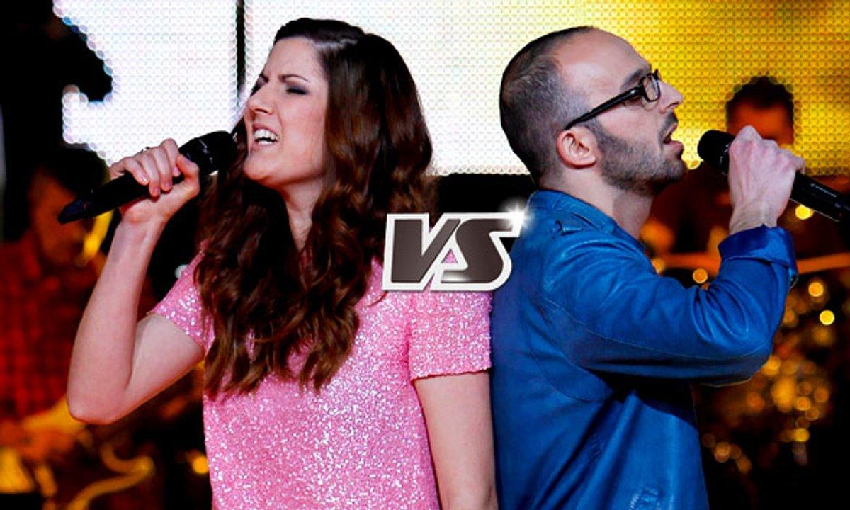 Emma Durand & Jhony Maalouf - Monopolis (Starmania) (saison 01)