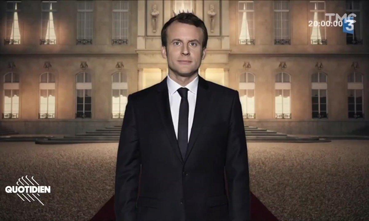 Emmanuel Macron, deux ans déjà