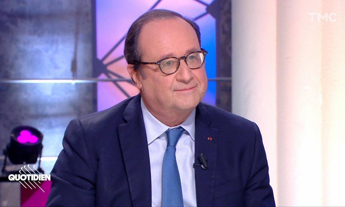 Emmanuel Macron et François Mitterrand ? Le tâcle de François Hollande