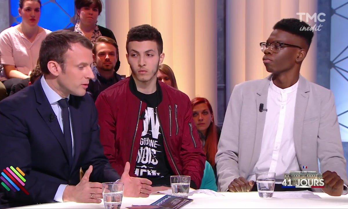 Emmanuel Macron : quelles solutions pour les banlieues ?