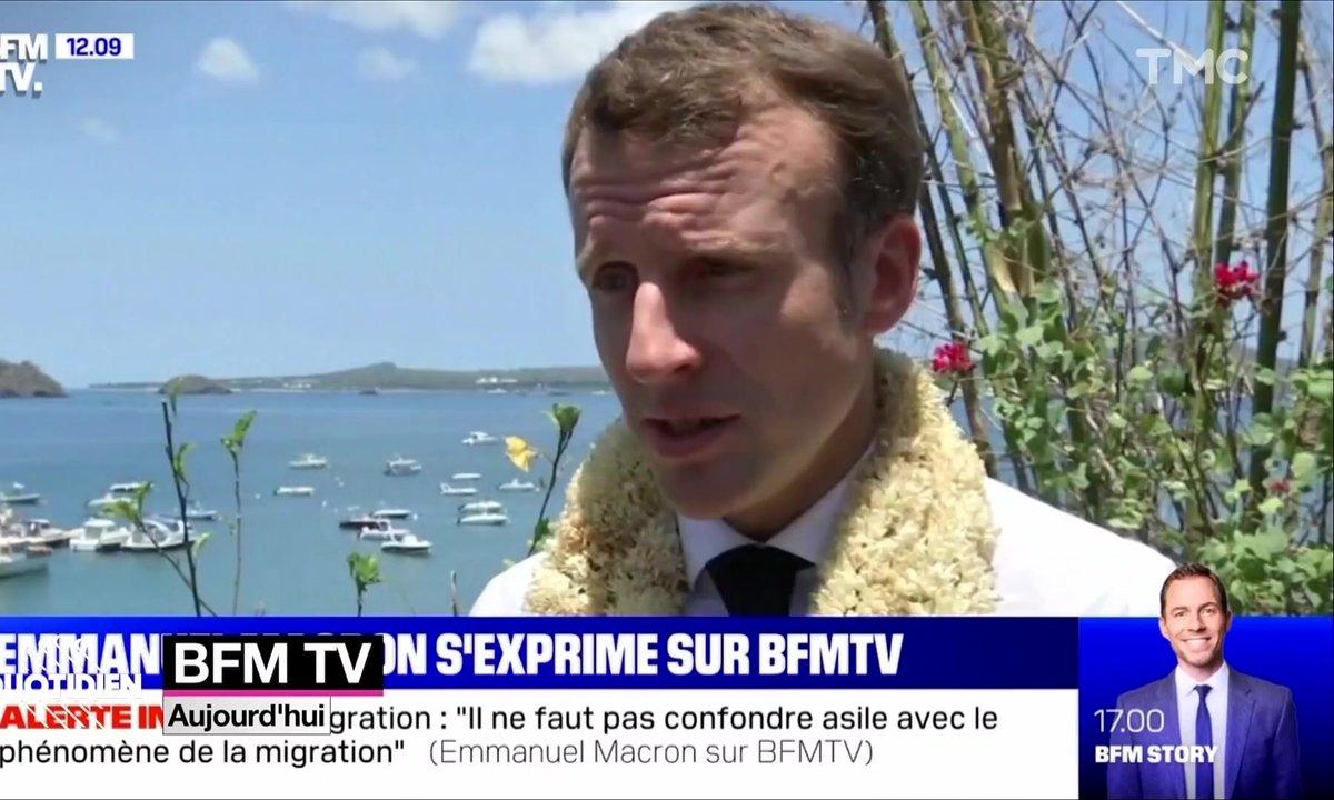 Emmanuel Macron pense aux gens qui travaillent – la preuve