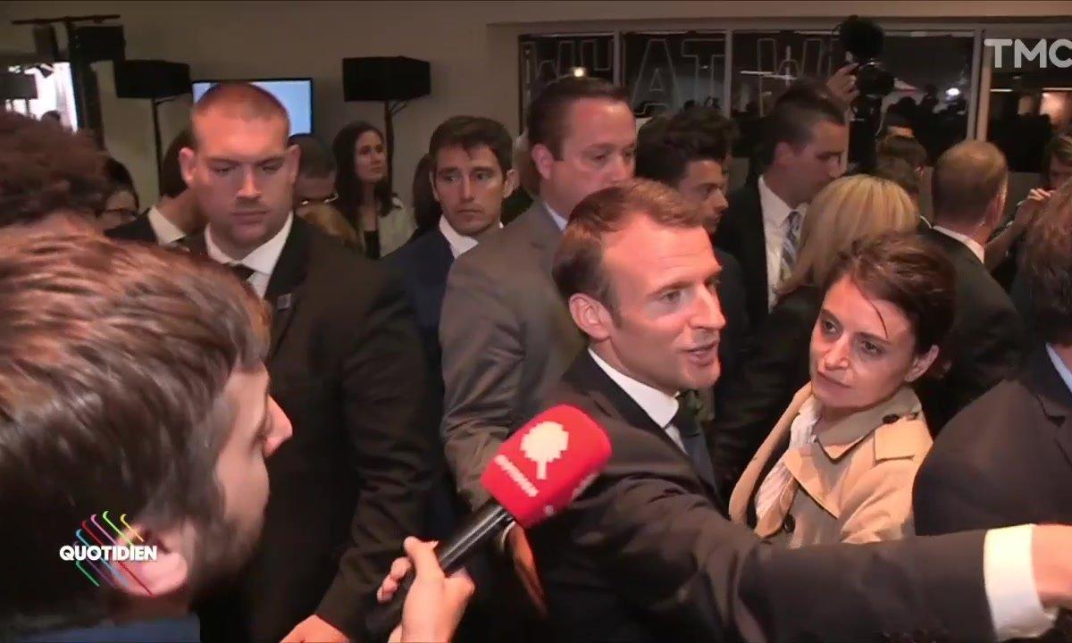 Macron, président des très riches ? C'est no comment