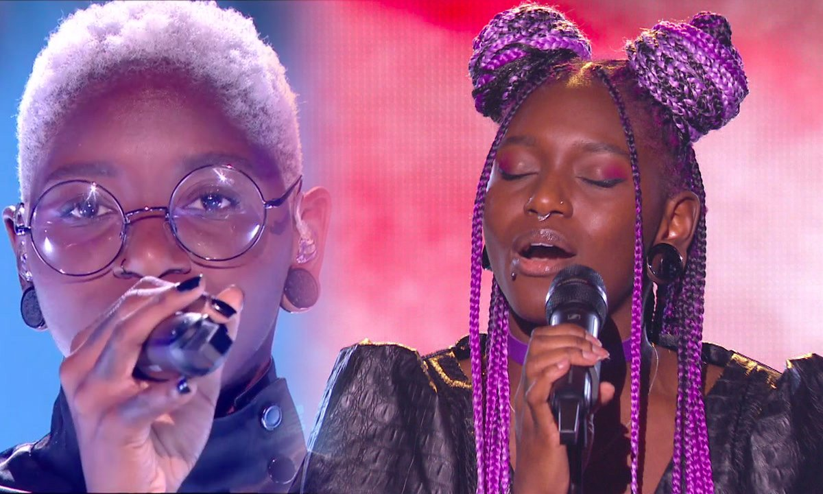 """The Voice All Stars – Emmy Liyana chante """"Wicked Game"""" de Chris Isaak"""