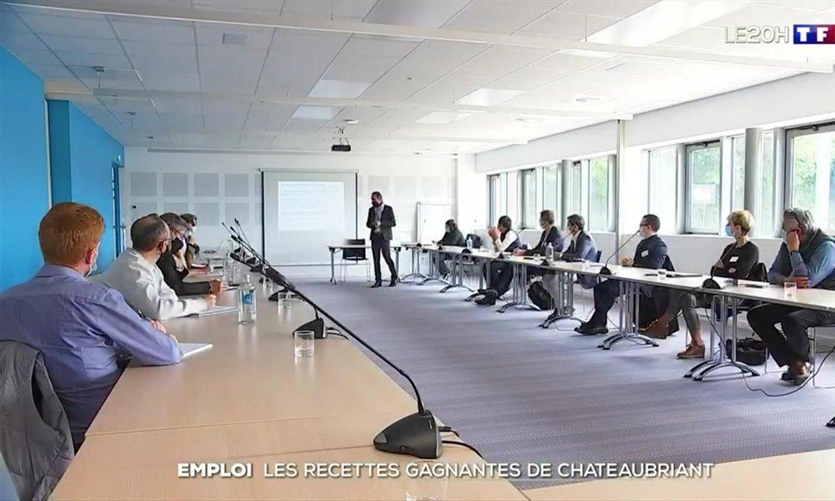 Emploi : comment Châteaubriant résiste à la crise