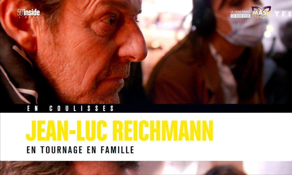 En coulisses : Jean-Luc Reichmann, jamais sans Nathalie