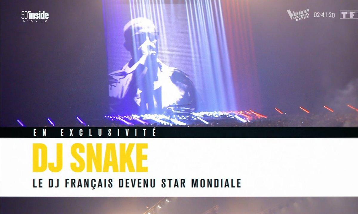 En exclusivité : DJ Snake, le français devenu star mondiale