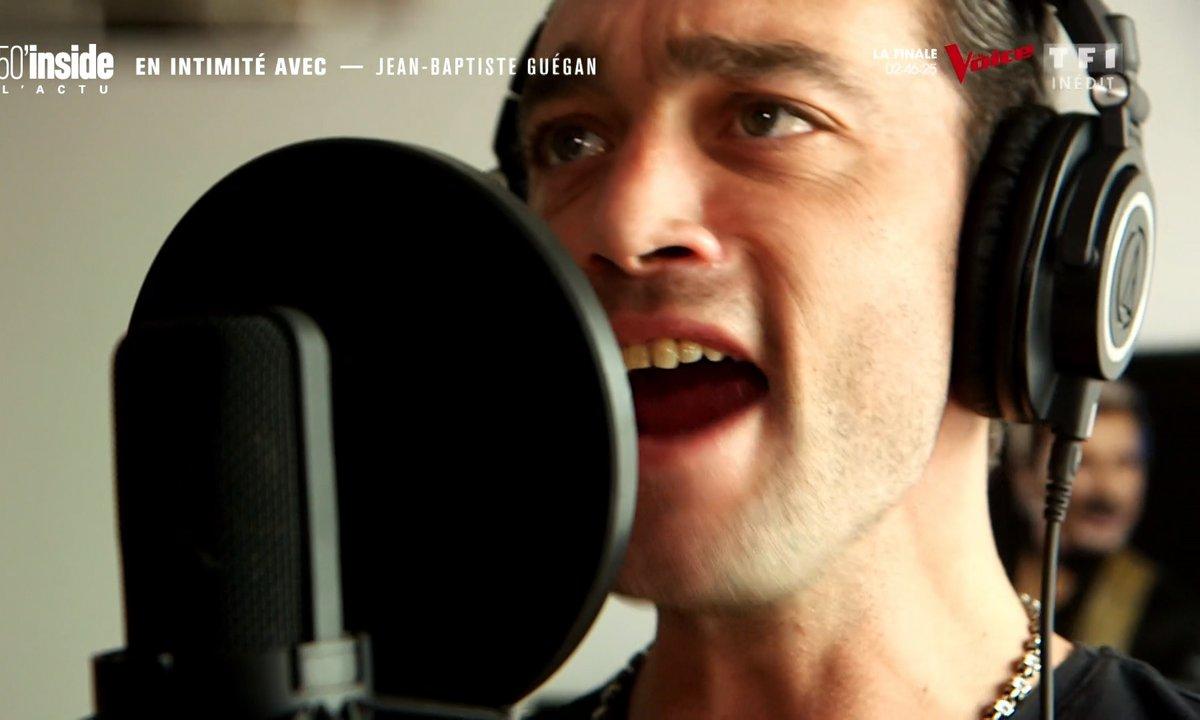 En intimité avec Jean-Baptiste Guégan, le sosie vocal de Johnny Hallyday