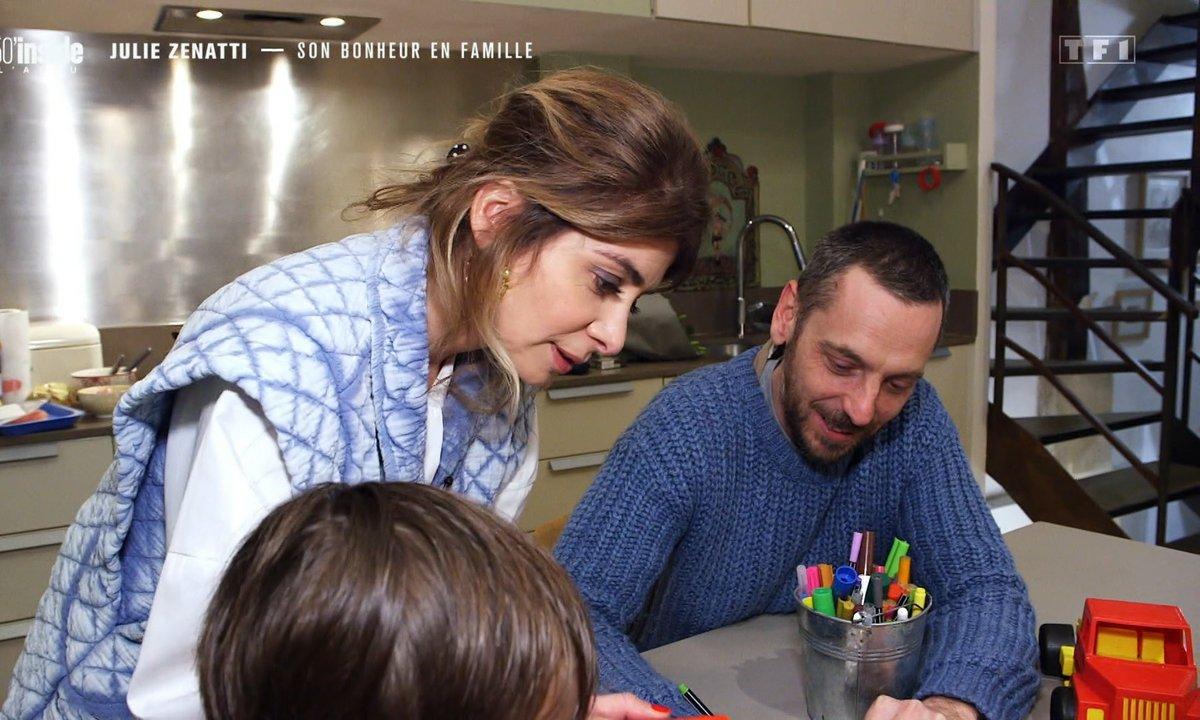 En intimité avec Julie Zenatti : son bonheur en famille