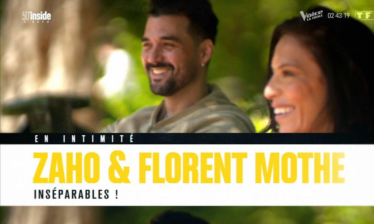 En intimité avec Zaho et Florent Mothe, le couple marié