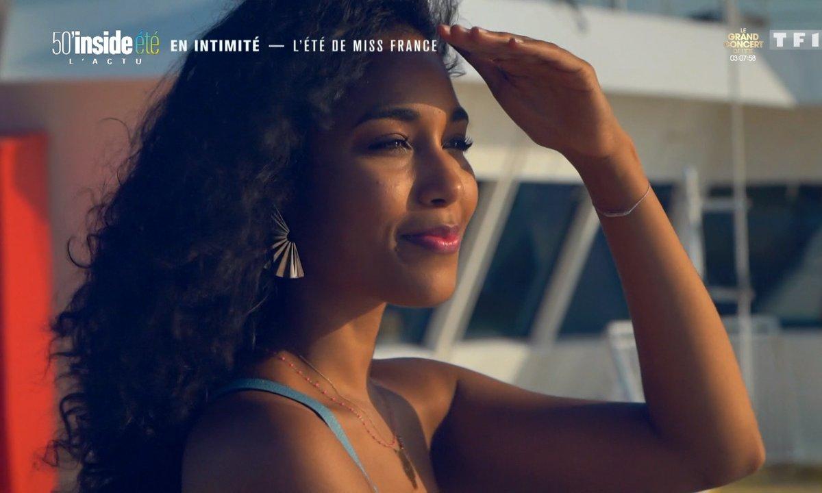 En intimité : l'été de Miss France sous le soleil corse