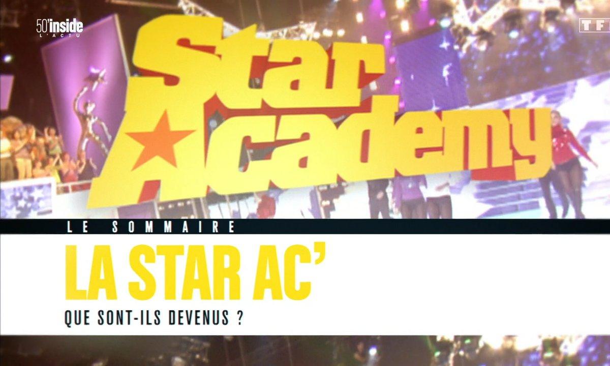 En intimité – Star Ac' : que sont-ils devenus ?