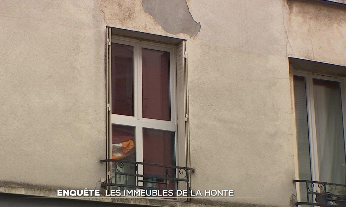 Enquête sur les immeubles sous arrêté de péril à Paris