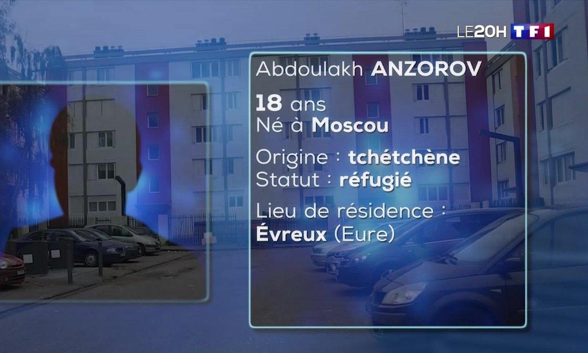 Enseignant décapité à Conflans-Sainte-Honorine : le profil de l'assaillant