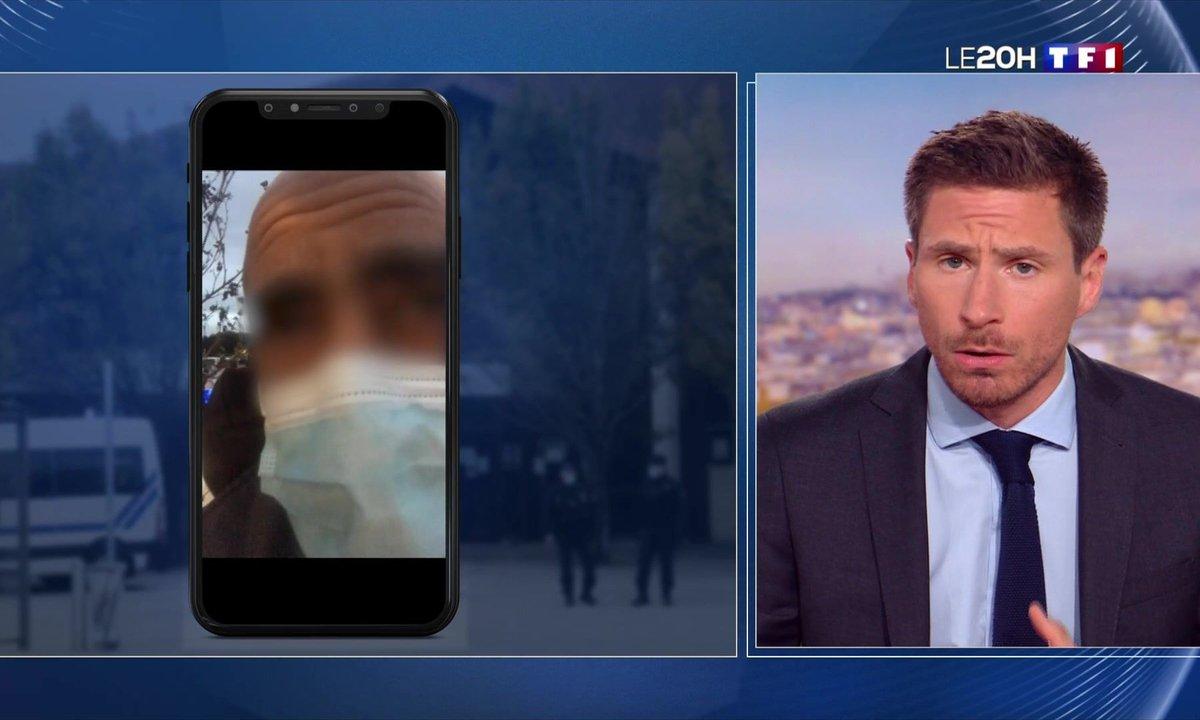Enseignant décapité dans les Yvelines : que risque le parent d'élève en garde à vue ?