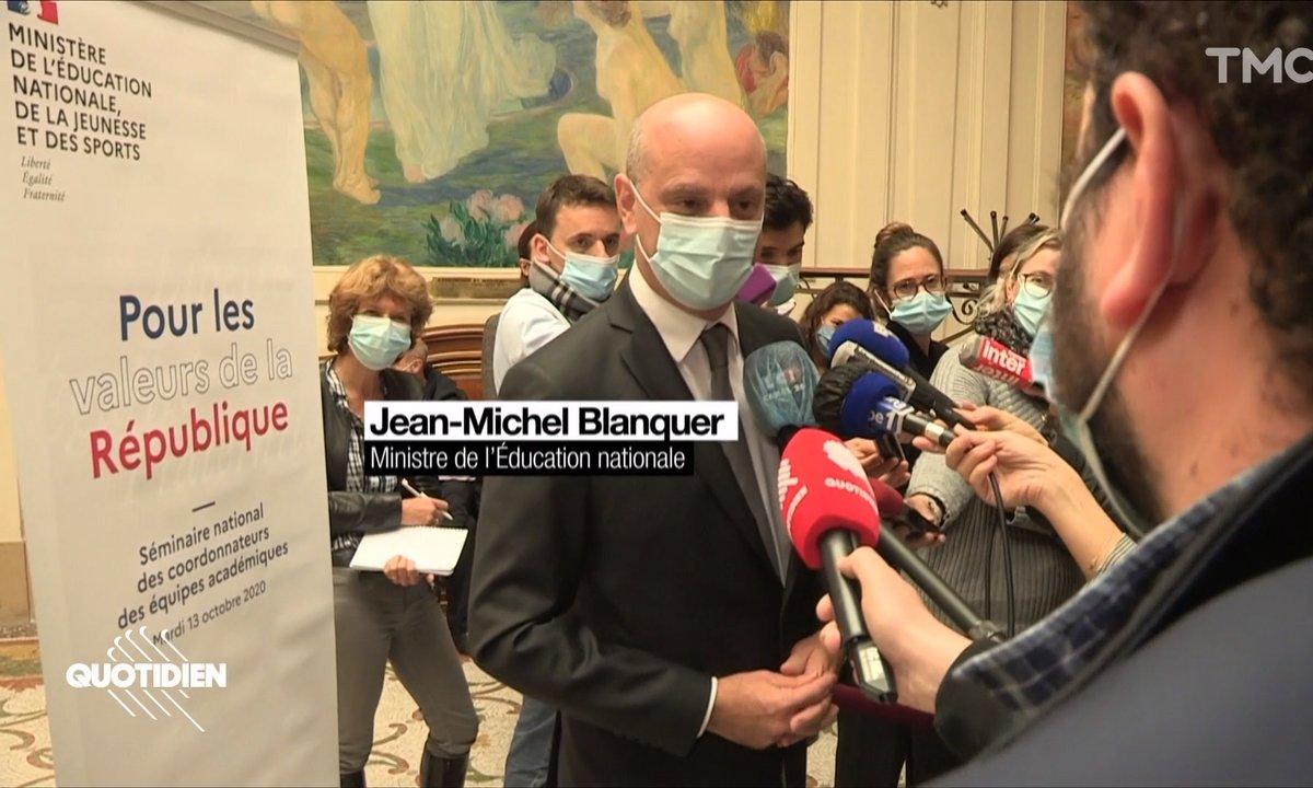 Enseignement de l'arabe à l'école : Jean-Michel Blanquer inaudible face à l'opposition