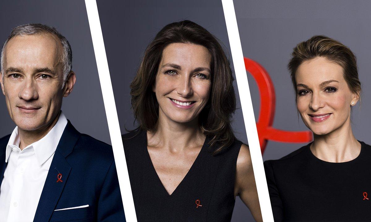 N'oublions pas de donner – Anne-Claire Coudray, Gilles Bouleau, Audrey Crespo-Mara