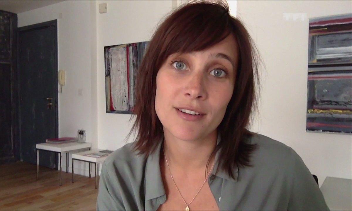 """Julie de Bona : """"J'ai adoré jouer ce rôle de femme flic"""""""