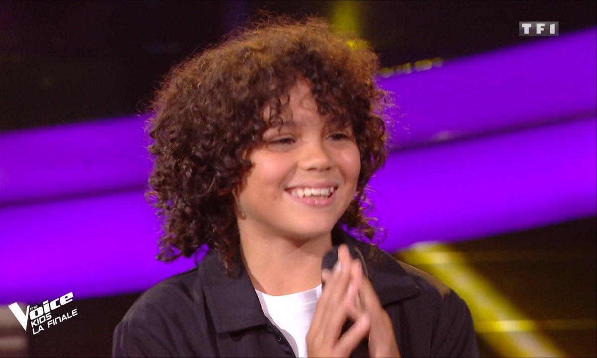 """The Voice Kids 2020 - Finale - Enzo chante """"Uncover"""" de Zara Larsson (Team Soprano)"""