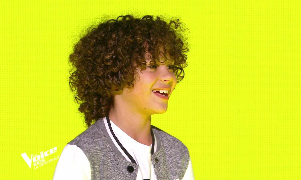 """The Voice Kids 2020 - Demi-Finale : Enzo chante """"Lose yourself"""" de Eminem (Team Soprano)"""