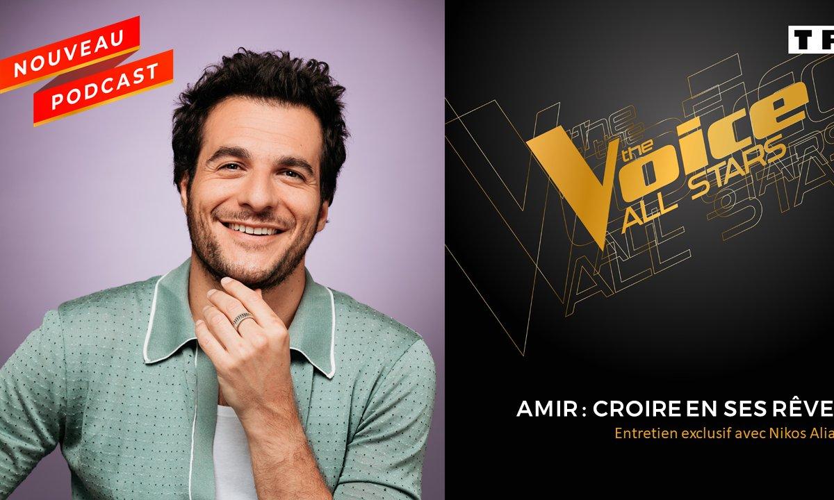 The Voice All Stars : Amir, croire en ses rêves !