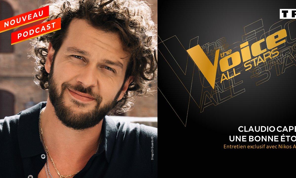 The Voice All Stars : Claudio Capéo, une bonne étoile