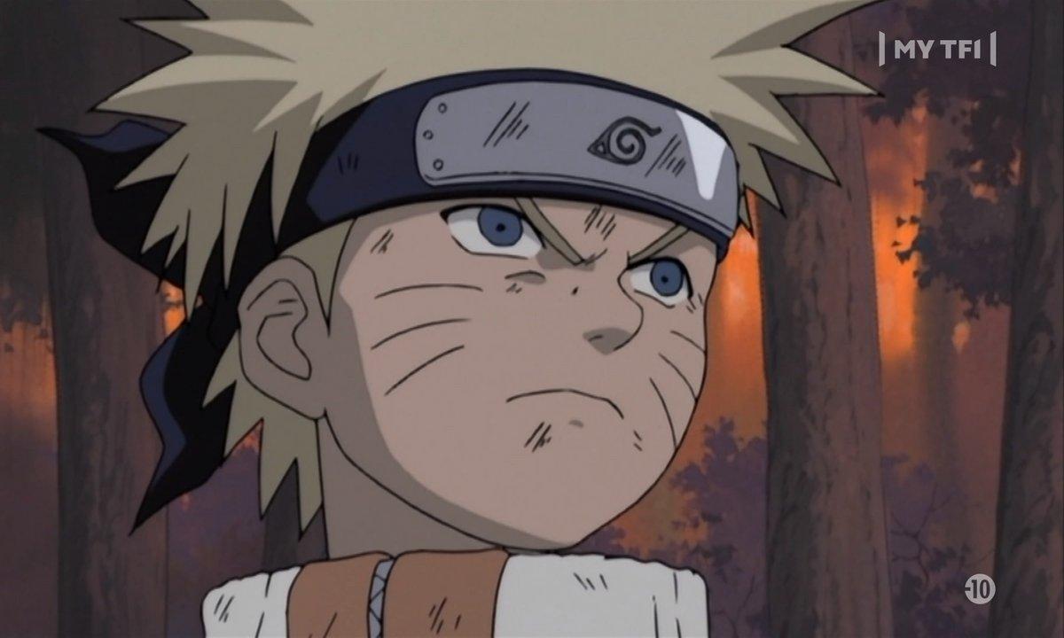 Naruto - Episode 11 - Il était une fois un héros