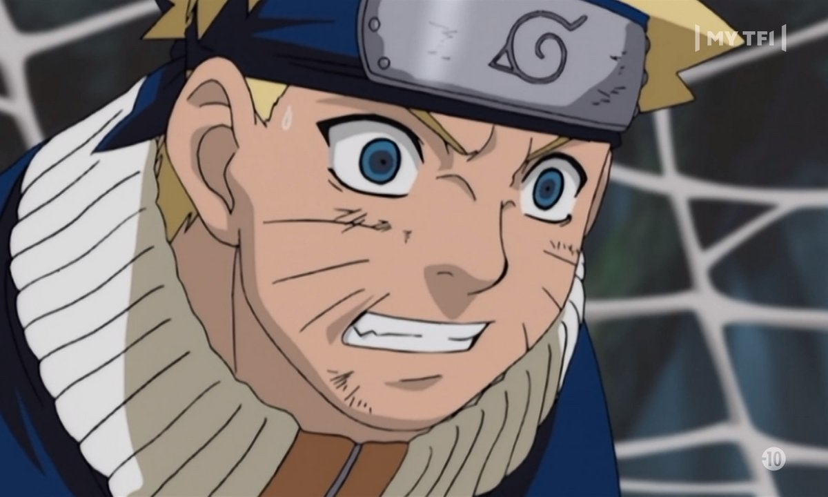 Naruto - Episode 115 - C'est moi ton adversaire