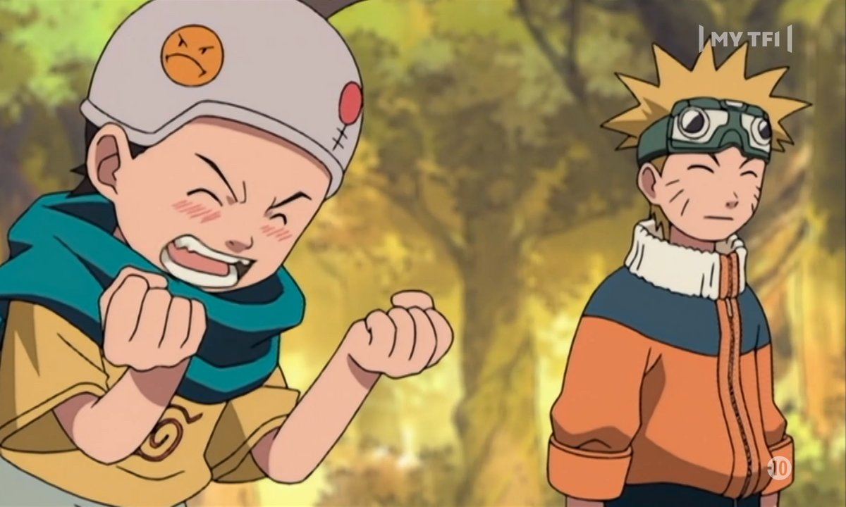 Naruto - Episode 2 - Je m'appelle Konohamaru