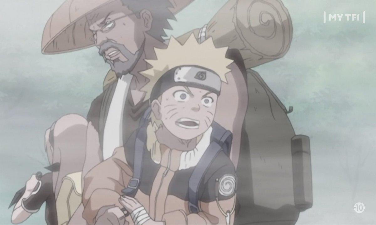 Naruto - Episode 7 - L'assassin dans la brume
