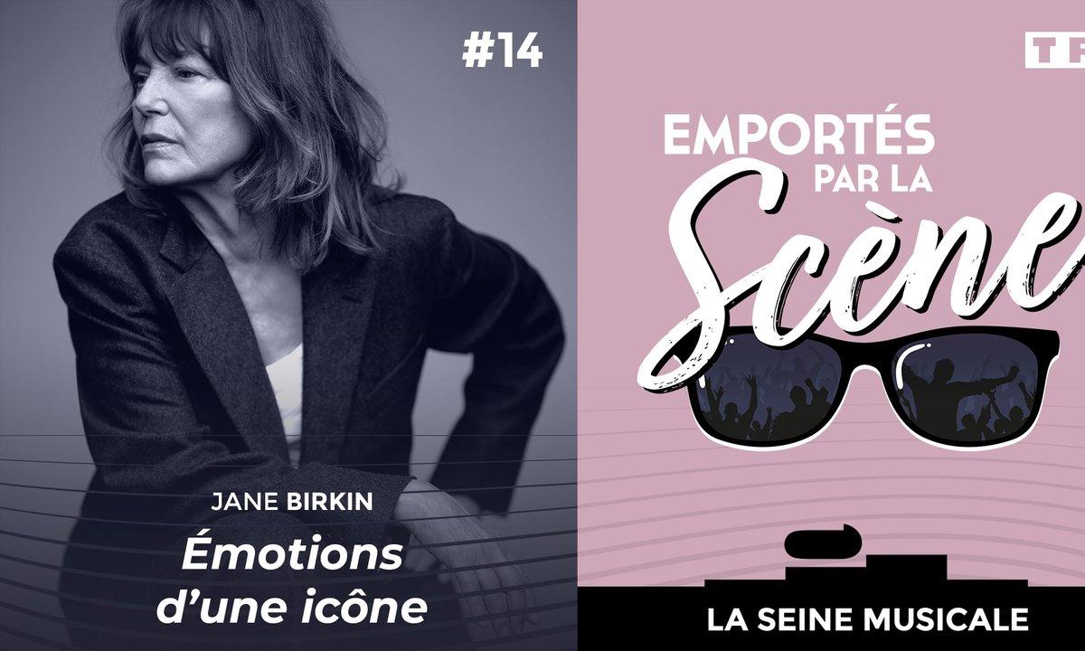 Jane Birkin: émotions d'une icône