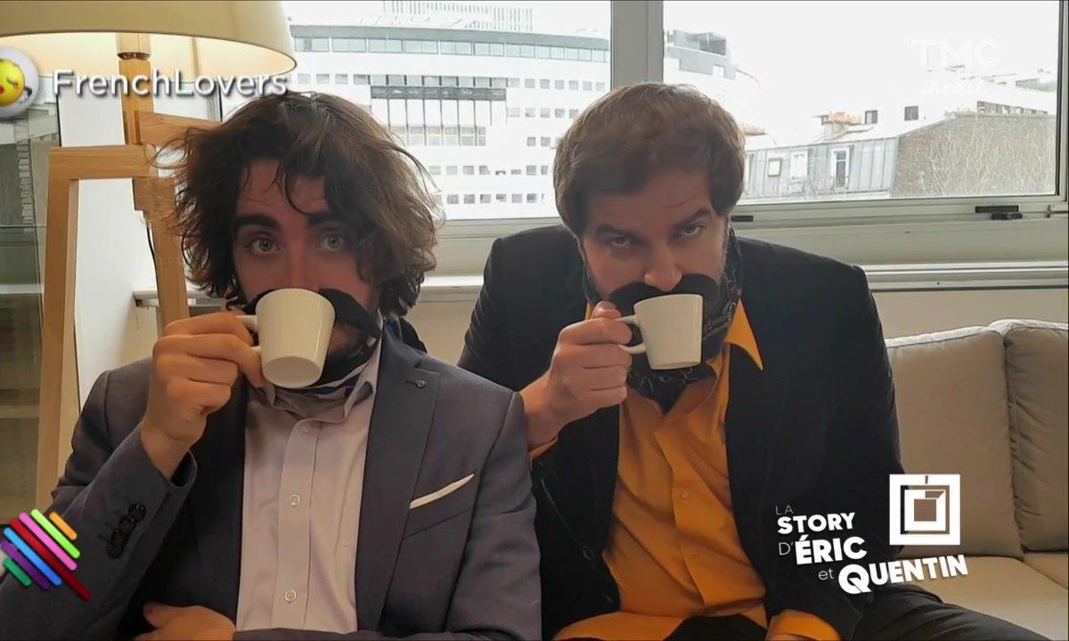 La story d'Eric et Quentin : Les french lovers de retour !