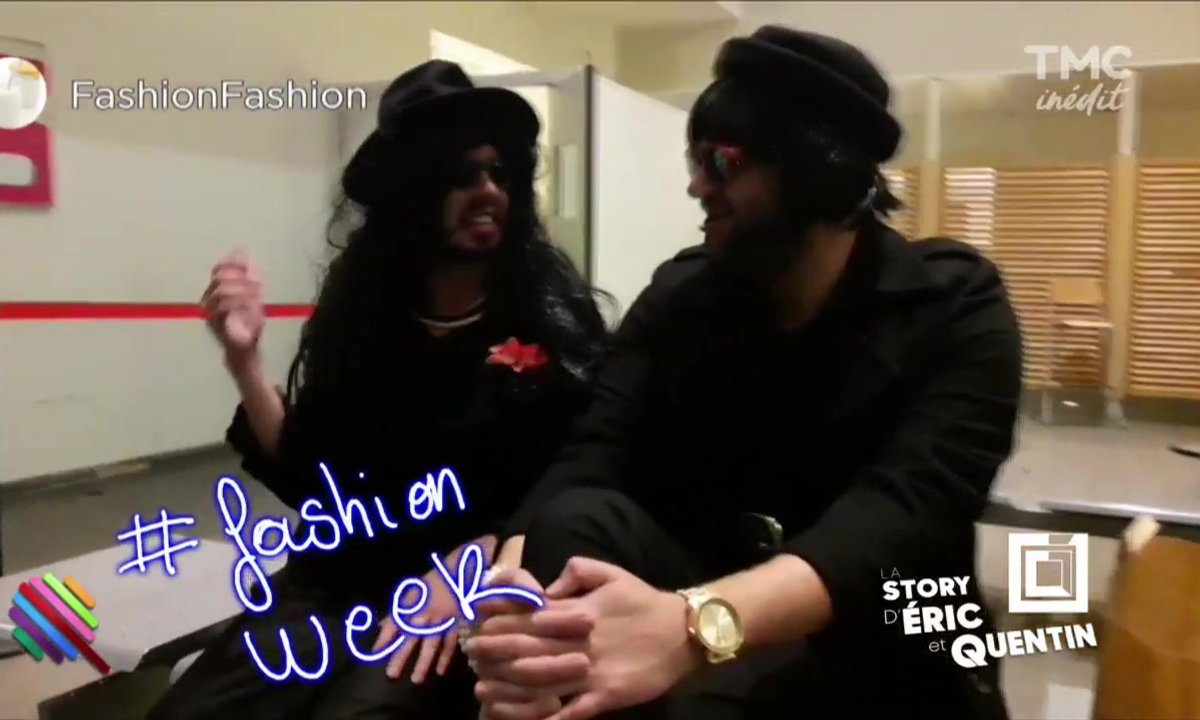 La story d'Eric & Quentin : Fashion Faux Pas