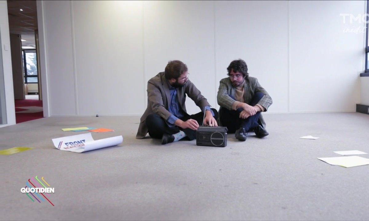 Eric et Quentin : C'est comment l'ambiance au FN ?
