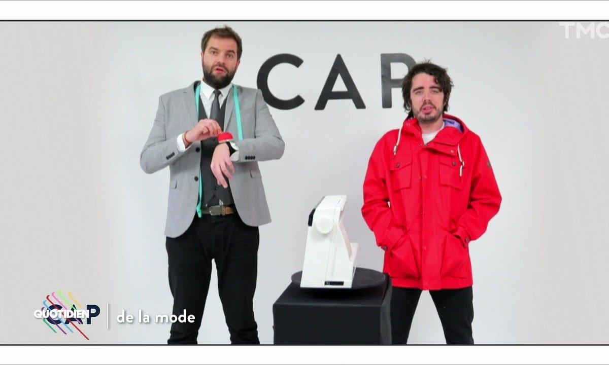 """""""CAP d'ajusteur-monteur » : des élèves en CAP répondent à Laurent Wauquiez (Eric et Quentin)"""
