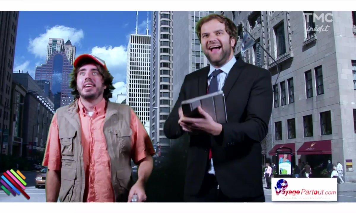 Eric et Quentin : Voyage-partout.com, pour voyager partout