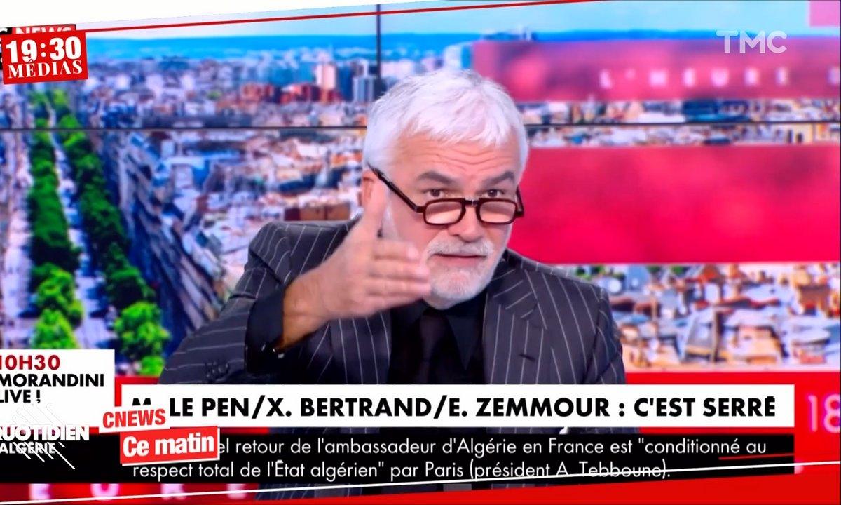 Éric Zemmour boycotté par France Info ? Le gros n'importe quoi de Pascal Praud