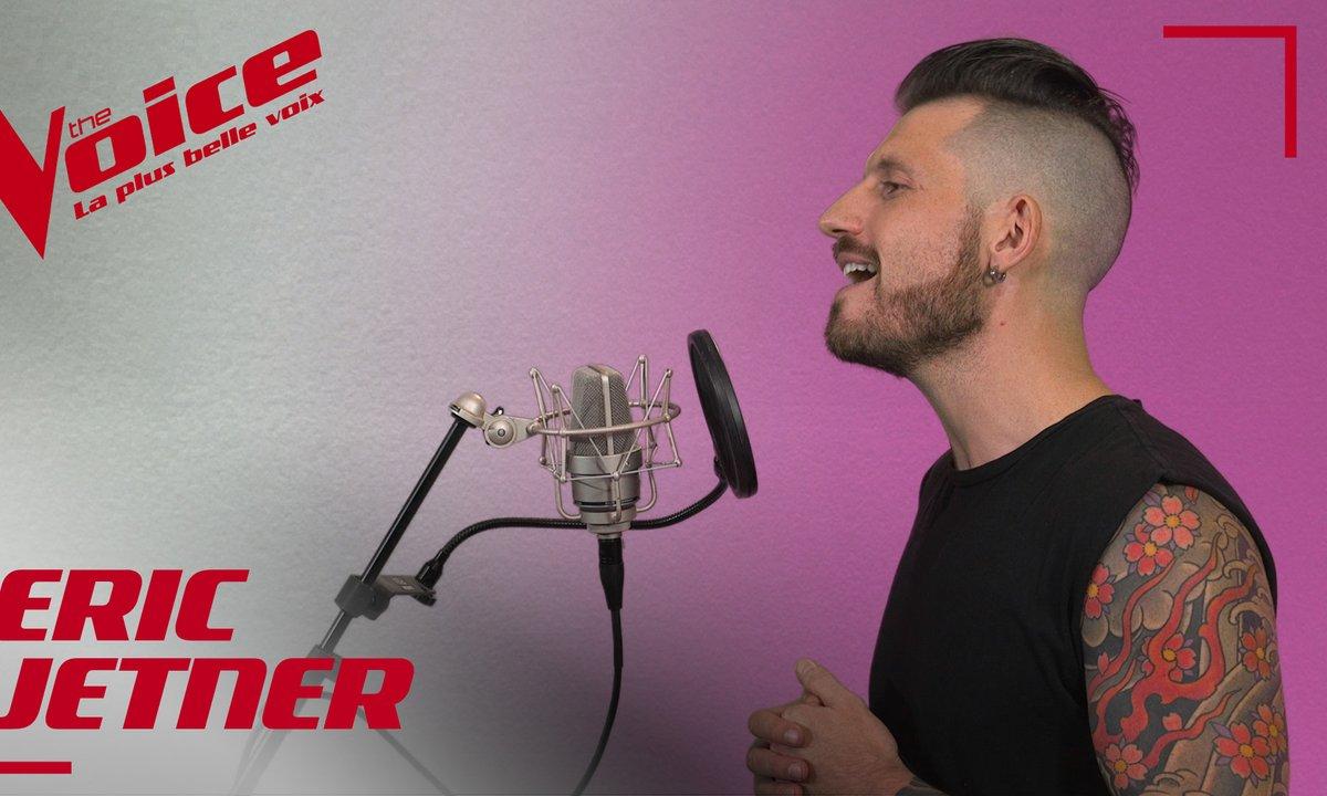 "La Vox des talents : Eric Jetner - ""Fan""- Pascal Obispo"