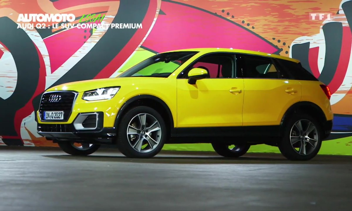 Essai Vidéo : Audi Q2, le nouveau SUV premium des villes