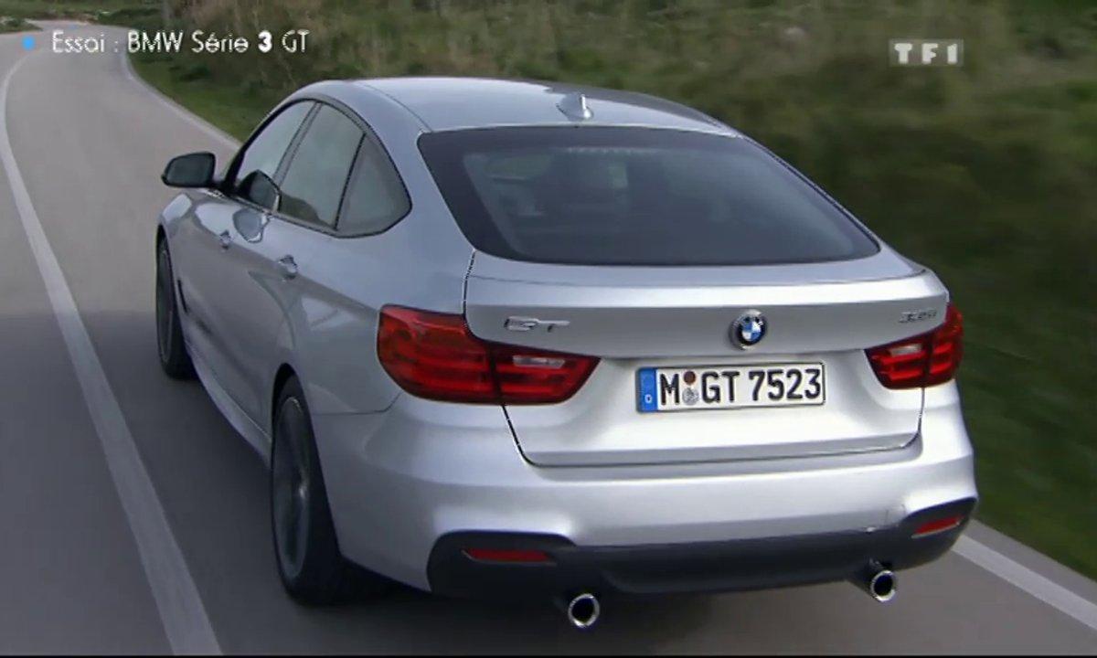 Essai Vidéo : la nouvelle BMW Série 3 GT