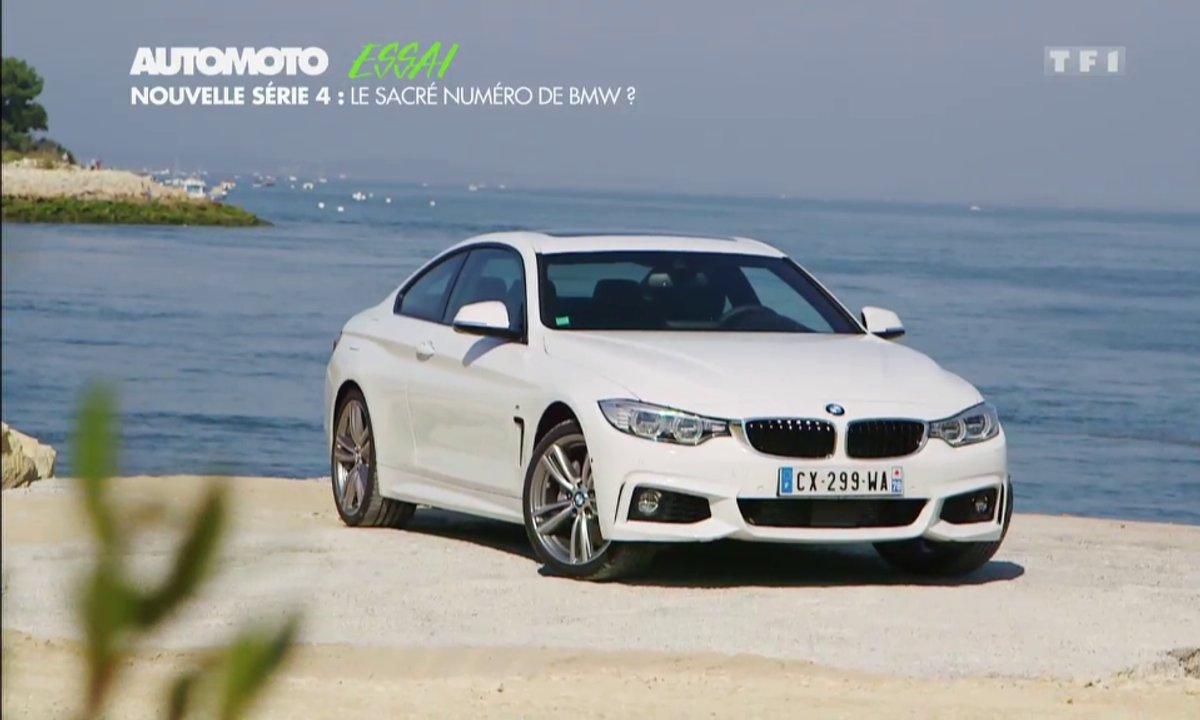 Essai : BMW Série 4, le nouveau sacré numéro bavarois ?