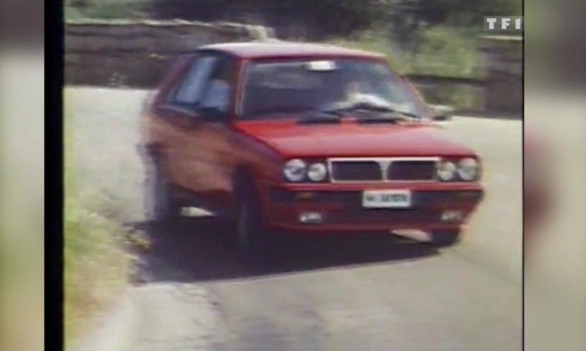 Essai de la Lancia Delta HF 4WD – Automoto 19 juillet 1986